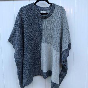 Knit sweater tunic LOFT